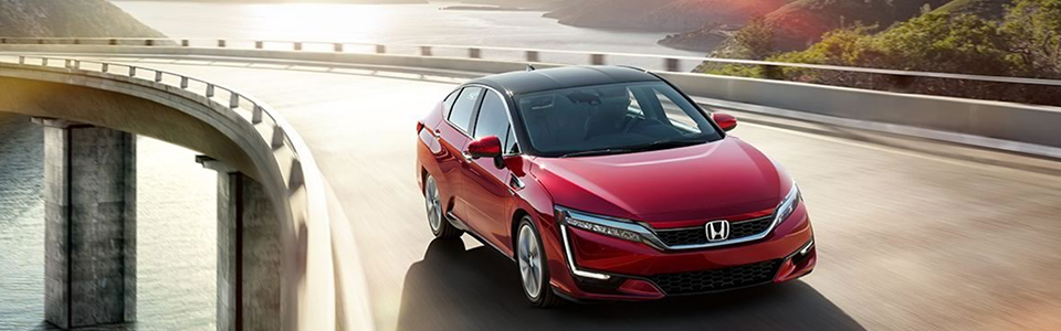 2018 Honda Clarity Fuel Cell Safety Main Img