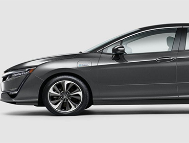 2018 Honda Clarity Plug-In Hybrid appearance
