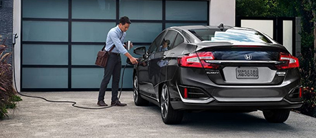 2018 Honda Clarity Plug-In Hybrid performance