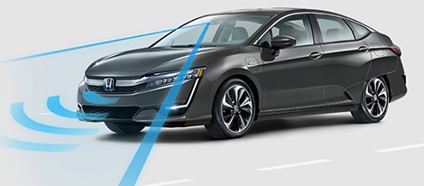 2018 Honda Clarity Plug-In Hybrid safety