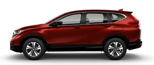 2018 Honda CR-V For Sale in Rome