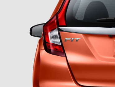 2018 Honda Fit appearance
