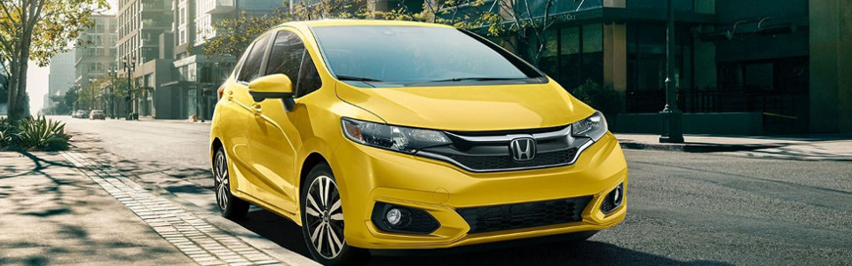 2018 Honda Fit Safety Main Img