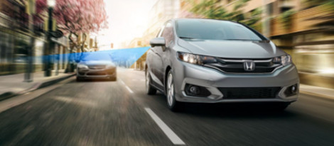 2018 Honda Fit safety