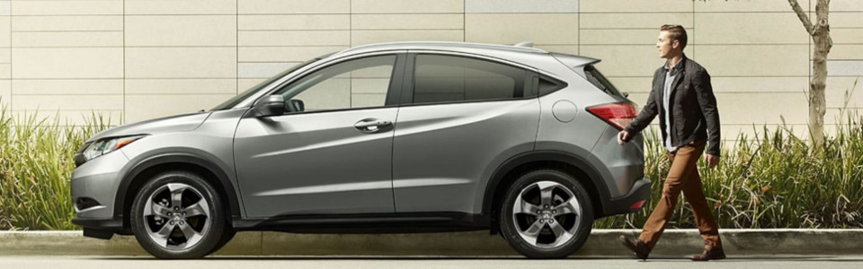 2018 Honda HR-V Crossover Safety Main Img