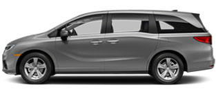 2018 Honda Odyssey For Sale in Huntington