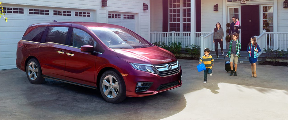 2018 Honda Odyssey For Sale in Garden City