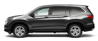2018 Honda Pilot For Sale in Bristol