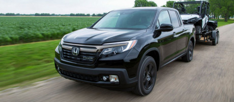 2018 Honda Ridgeline performance