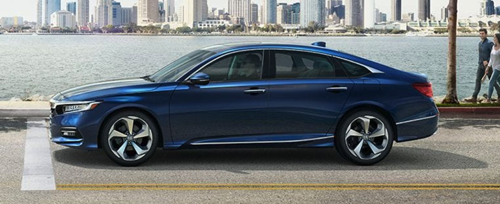 2019 Honda Accord Hybrid Appearance Main Img
