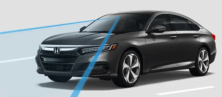 2019 Honda Accord Hybrid safety