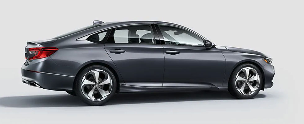 2019 Honda Accord Appearance Main Img