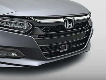 2019 Honda Accord appearance