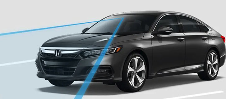 2019 Honda Accord safety