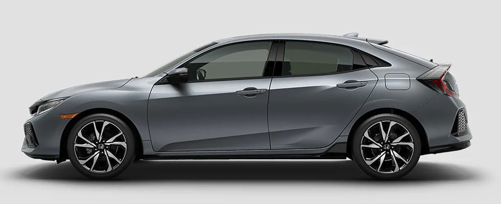 2019 Honda Civic Hatchback Appearance Main Img