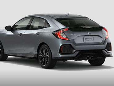 2019 Honda Civic Hatchback appearance