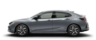 2019 Honda Civic Hatchback For Sale in Spokane