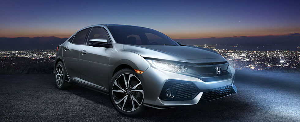2019 Honda Civic Hatchback For Sale in Sarasota