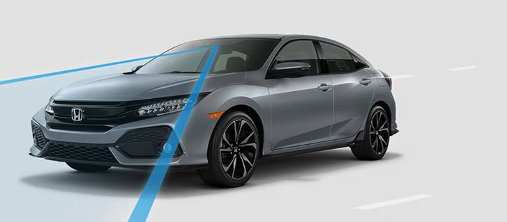 2019 Honda Civic Hatchback safety