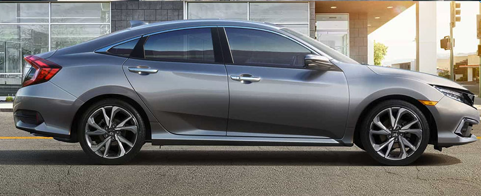 2019 Honda Civic Sedan Appearance Main Img