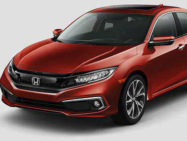 2019 Honda Civic Sedan appearance