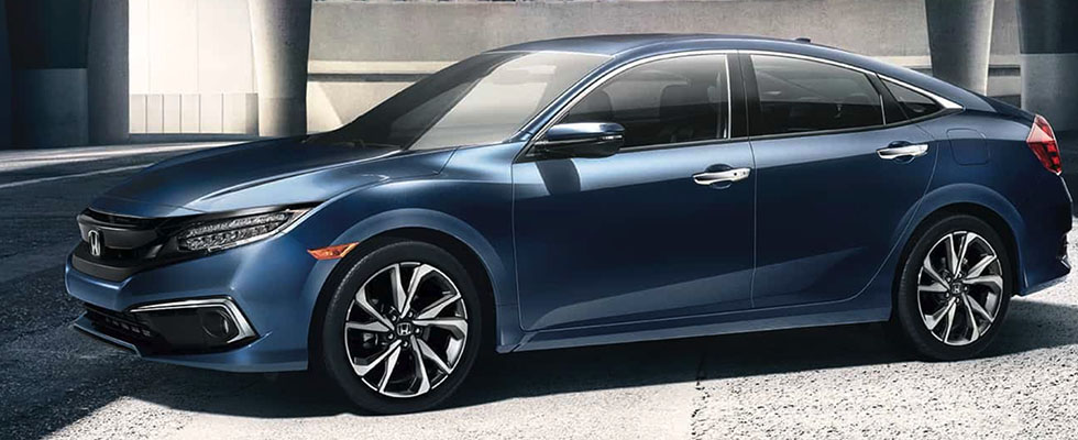 2019 Honda Civic Sedan For Sale in Garden City
