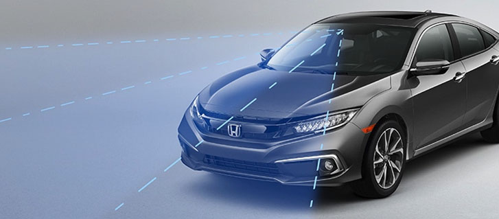 2019 Honda Civic Sedan safety