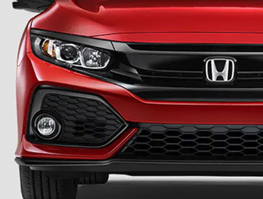 2019 Honda Civic Si Coupe appearance