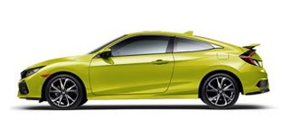 2019 Honda Civic Si Coupe For Sale in Garden City
