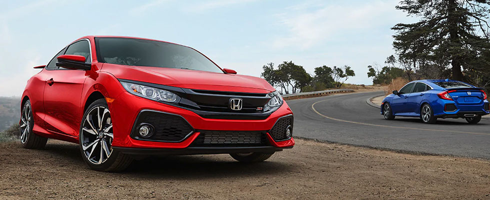 2019 Honda Civic Si Coupe For Sale in Everett