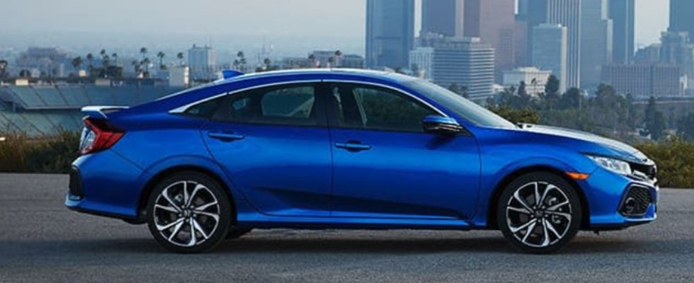 2019 Honda Civic Si Sedan Appearance Main Img
