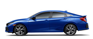 2019 Honda Civic Si Sedan For Sale in Garden City