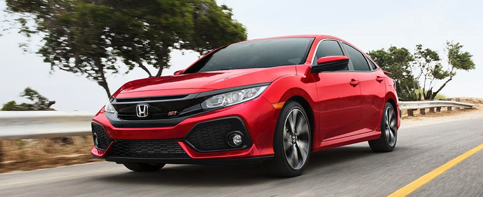 2019 Honda Civic Si Sedan For Sale in Golden