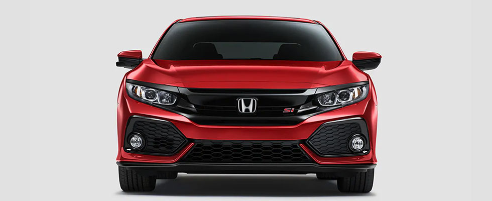 2019 Honda Civic Si Sedan Safety Main Img