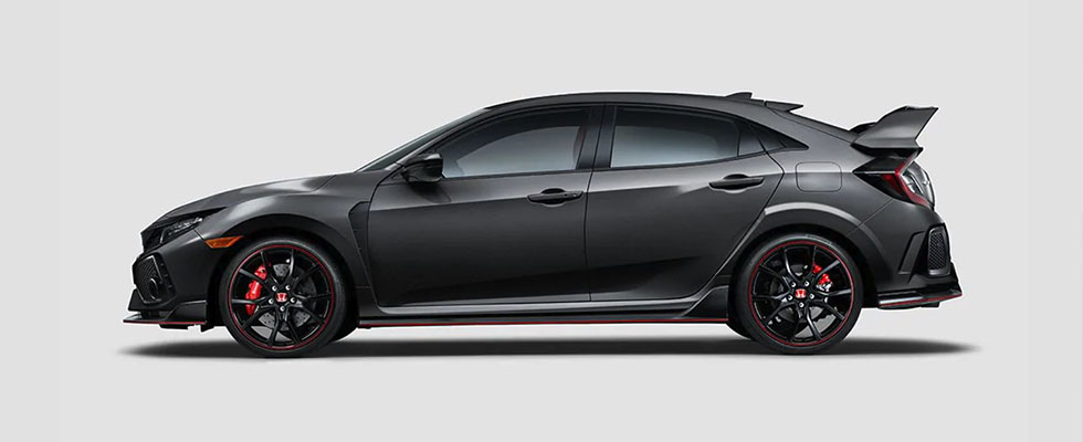 2019 Honda Civic Type-R Appearance Main Img