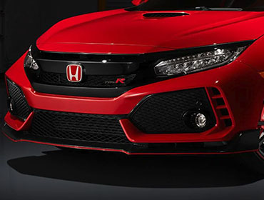 2019 Honda Civic Type-R appearance