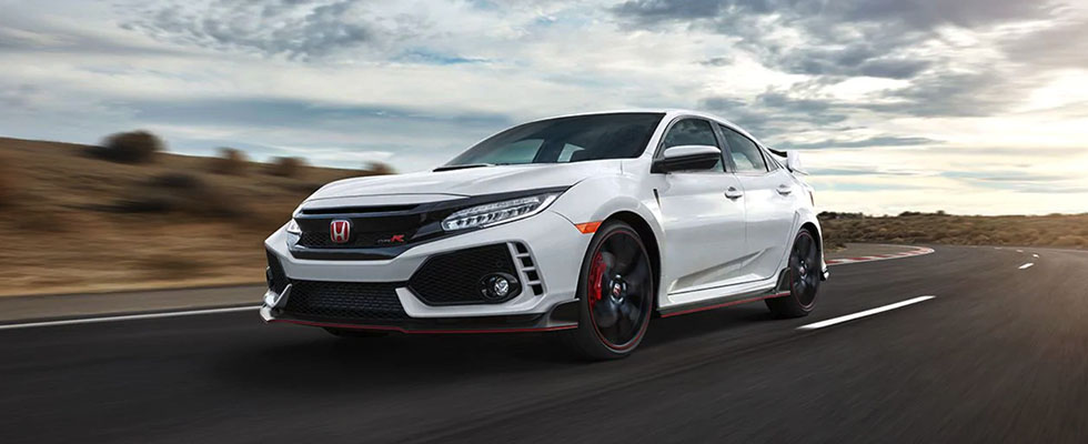 2019 Honda Civic Type-R For Sale in Golden