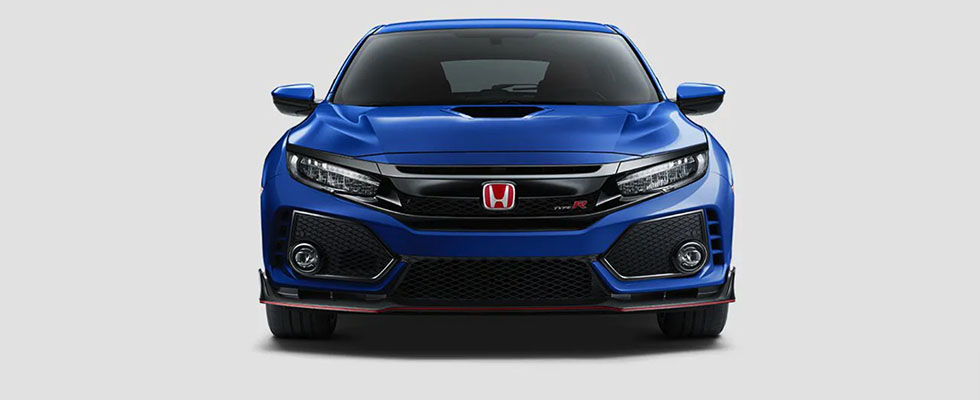 2019 Honda Civic Type-R Safety Main Img