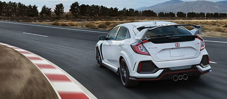 2019 Honda Civic Type-R safety
