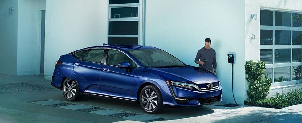 2019 Honda Clarity Electric Appearance Main Img