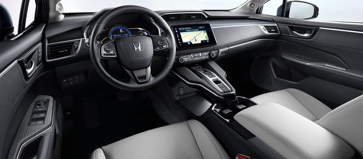 2019 Honda Clarity Electric comfort