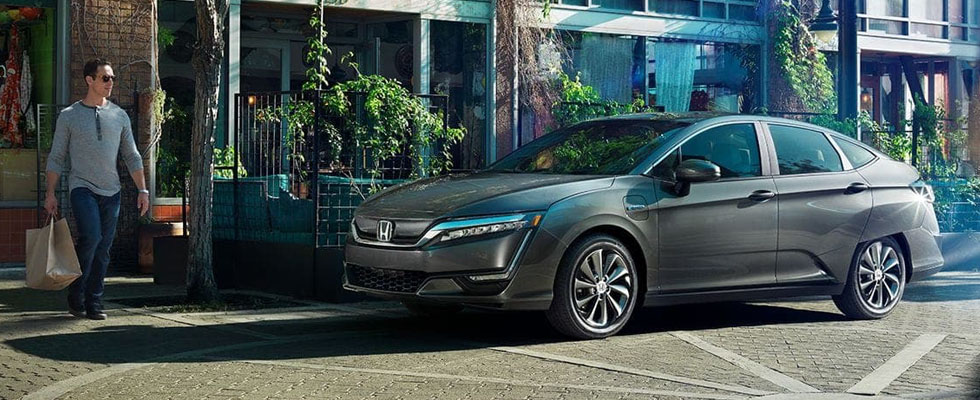 2019 Honda Clarity Electric For Sale in Garden City