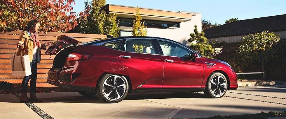 2019 Honda Clarity Fuel Cell Appearance Main Img