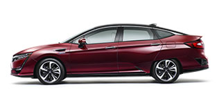 2019 Honda Clarity Fuel Cell For Sale in Everett