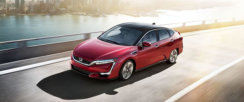 2019 Honda Clarity Fuel Cell Safety Main Img