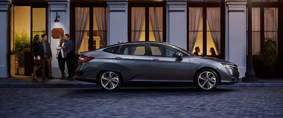 2019 Honda Clarity Plug-In Hybrid Appearance Main Img