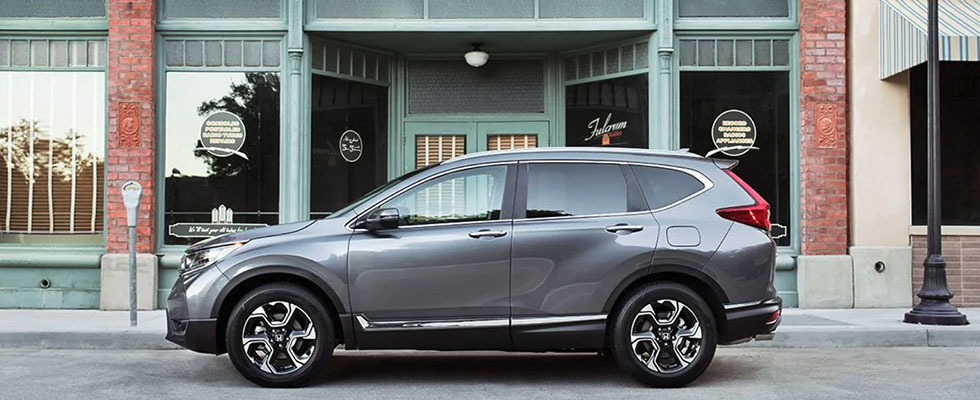 2019 Honda CR-V Appearance Main Img