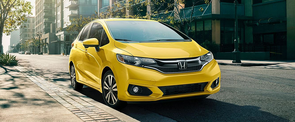 2019 Honda Fit Appearance Main Img