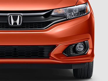 2019 Honda Fit appearance