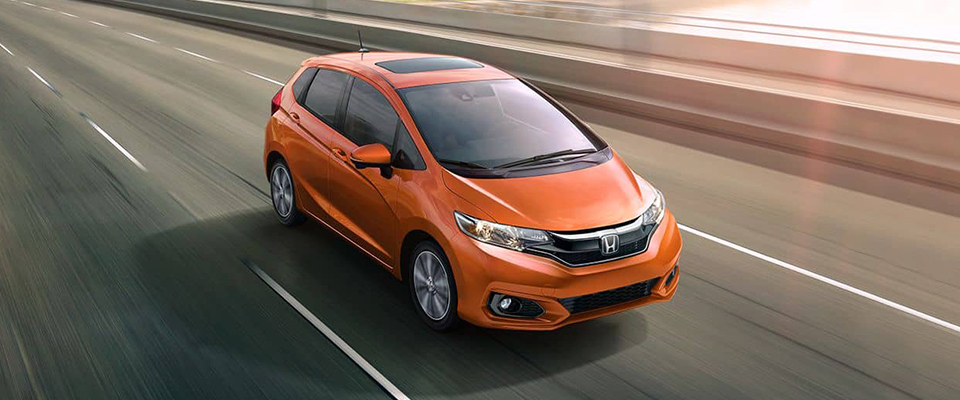 2019 Honda Fit For Sale in